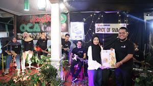 Orchestra Melayu Beltim Digelar di Cafe Oca Manggar