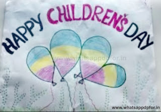 children's day images for drawing