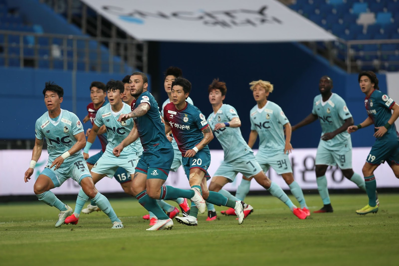2020 K League 2 Round 20 Preview