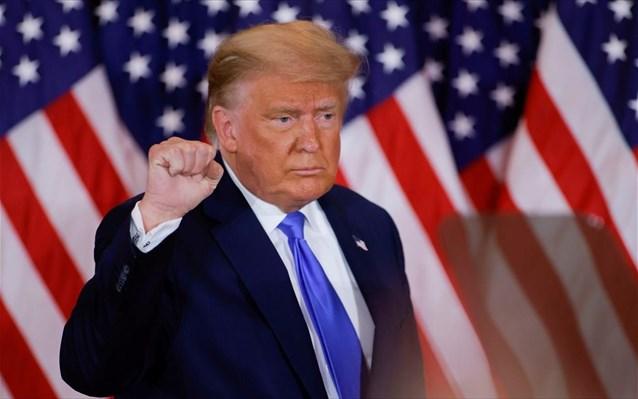 Τραμπ: Ανοιχτό το ενδεχόμενο υποψηφιότητας το 2024 - Εν αναμονή της κυριακάτικης ομιλίας του