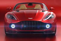 Aston Martin Vanquish Zagato Volante (2017) Front