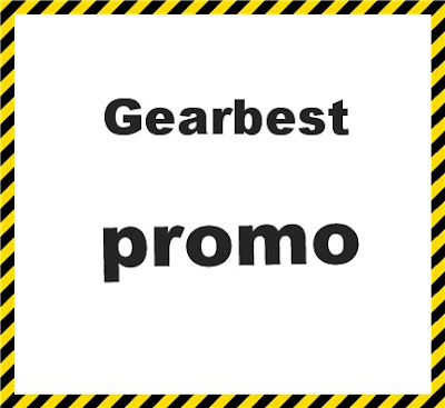 Gearbest promo, códigos promocionais Gearbest