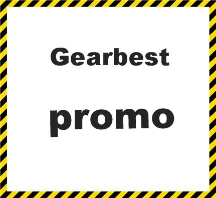 Cupons Gearbest, códigos promocionais Gearbest