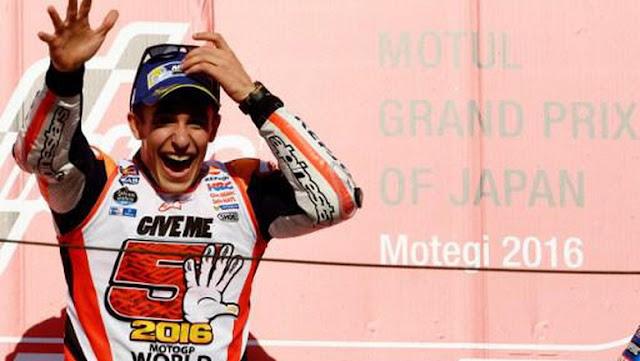 berita motogp : Di sisa seri MotoGP, Marquez akan menjadi Marquez yang sesunggunhnya.