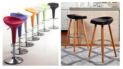 sillas para barras de cocina