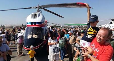 Компанія Мотор-Січ презентувала перший український гелікоптер