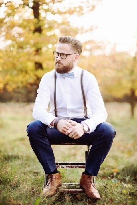 Garnitur do ślubu w 2017 roku, modny Pan Młody, ubiór Pana Młodego, ubranie do ślubu, trendy ślubne
