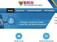 Panduan Cara Mendaftar CPNS Online Kemenkumham 2018 di SSCN.BKN.GO.ID