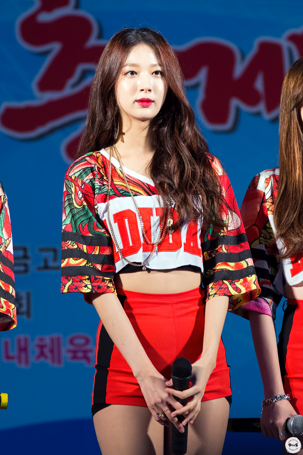Top 10 Sexiest Outfits of 9MUSES Minha :: Daily K Pop News