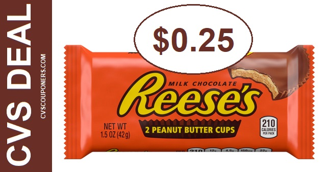 Sweet Deal Reese's Peanut Butter Cups CVS