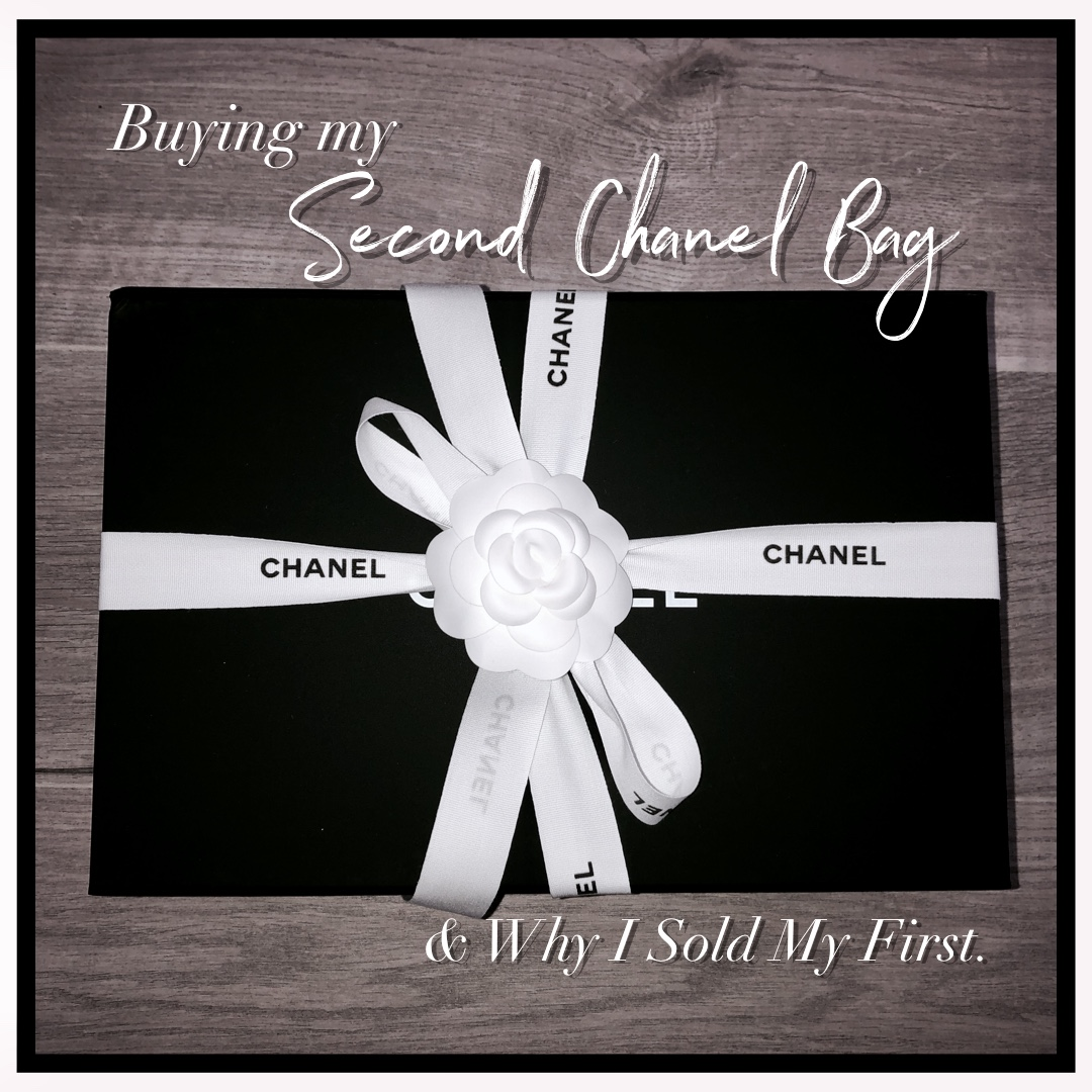 6fac40f0de3 I had dreamt about owning a Chanel Classic Flap bag, gold hardware, Caviar  leather. If you haven't seen my pervious blog post (click here), ...
