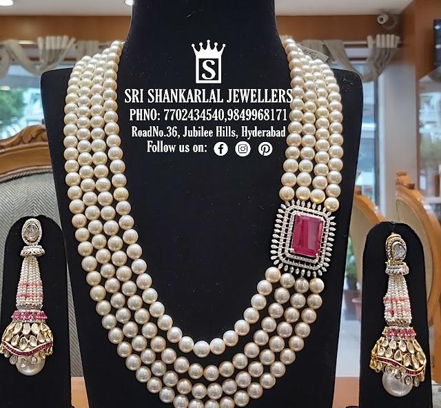 Big South Pearls Haram Hangings