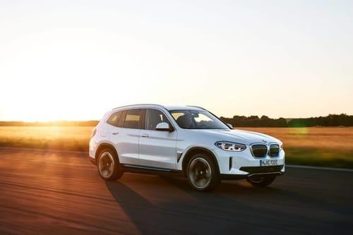 BMW unveils the iX3 electric car