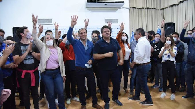 MPN con contundente triunfo en la elecciones de Neuquén capital