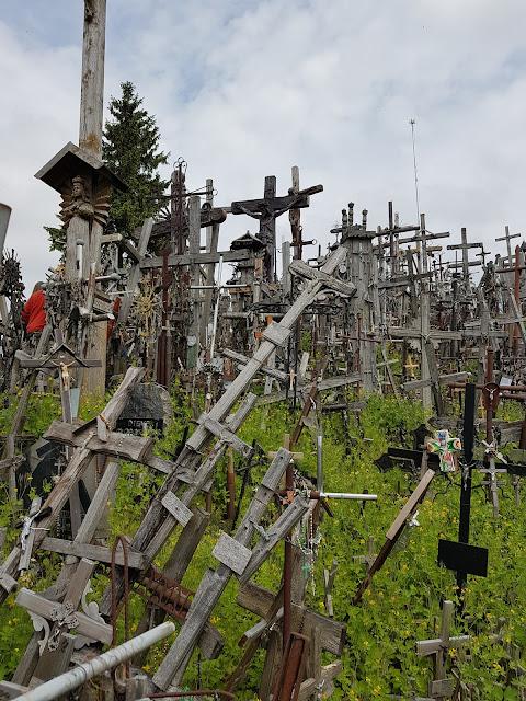 Litouwen, Heuvel der Kruizen