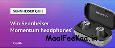 Sennheiser Quiz