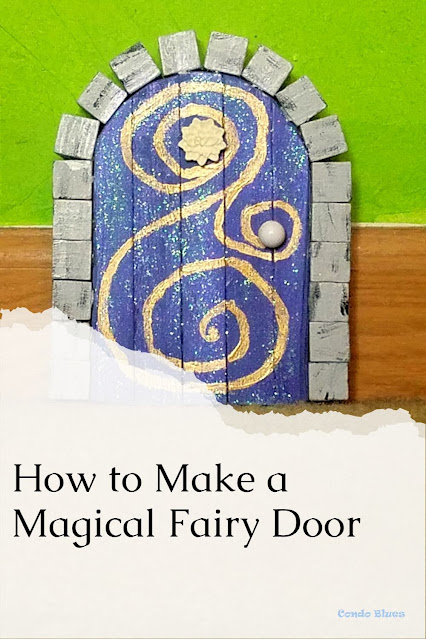 how to make an indoor fairy door