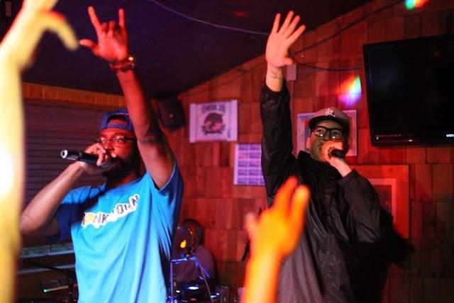 "DJ Reggie Ward on Alaskan Hip Hop ""We're forgotten about up here"""