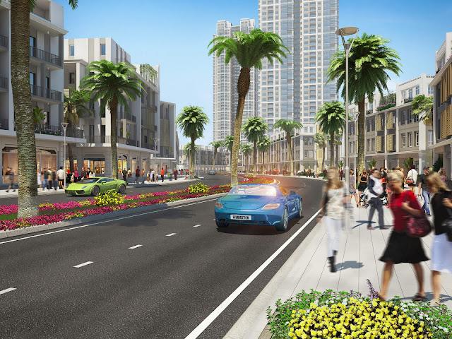 đại lộ Hoàng Mai