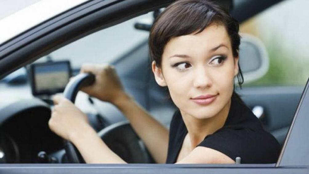 Những sai lầm cơ bản của tài mới khi lùi xe