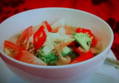Resep Masakan Sup Pasta Bening