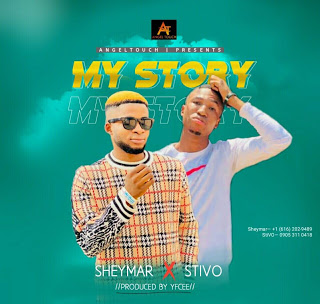 [Mp3] SHEYMAR FT STIVO - MY STORY