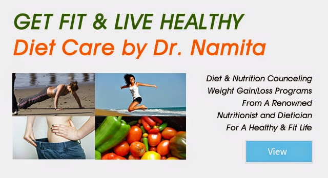 Get fit and live healthy with Diet Care Jodhpur by Dr. Namita Pangaria
