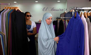 French Muslim Women