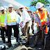EDESUR da primer palazo para rehabilitación redes en Villa Altagracia