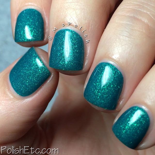 Takko Tuesday! - La Sirena - oasisXchange exclusive- McPolish