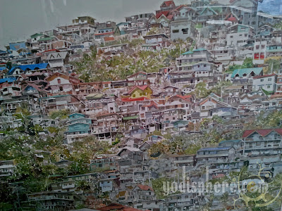 Mountain Houses in Baguio City