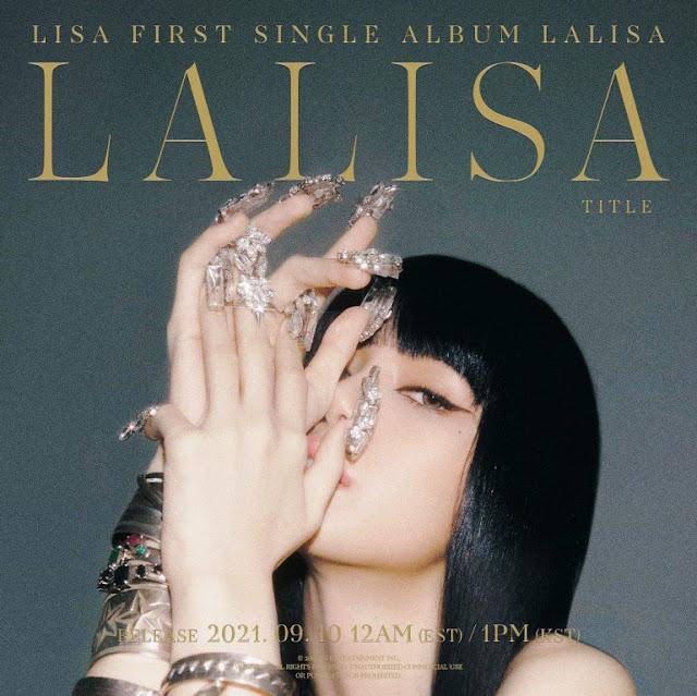 Lirik lagu LISA BLACKPINK LALISA dan Terjemahan