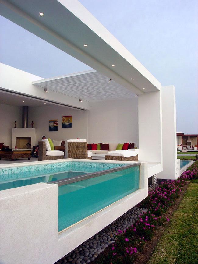 Casa detalles casa frente al mar for Casa moderna frente al mar