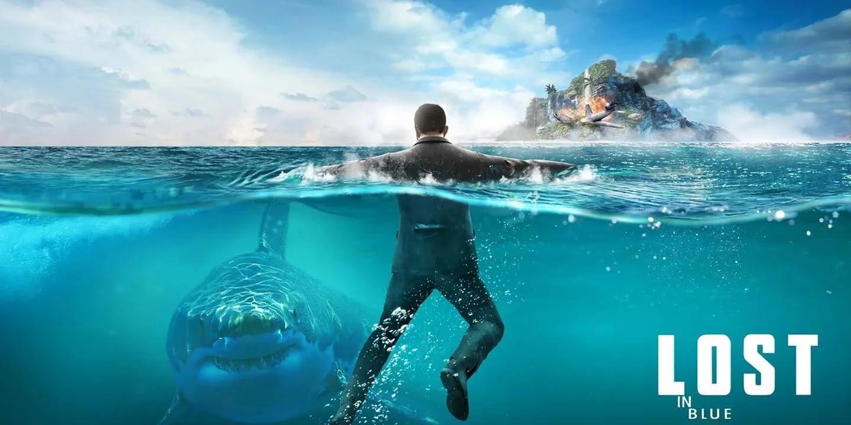 هل سبق لك أن شعرت بالوحدة في جزيرة مهجورة؟ إذا لم يكن الأمر كذلك ، فحاول لعب هذه اللعبة LOST in Blue !