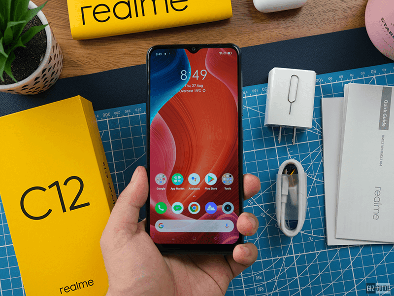 realme C12, Classic Buds launched in the Philippines!