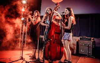 Continúa el 21º ciclo 'Jazz a prop' en Terrassa - España wom / stereojazz