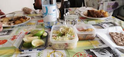 Oběd v práci