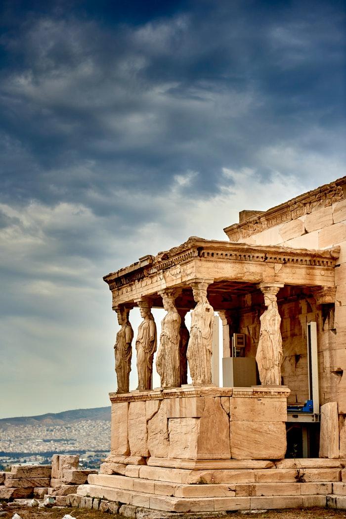 Acropolis Destinasi Travel Wisata Favorit Yunani
