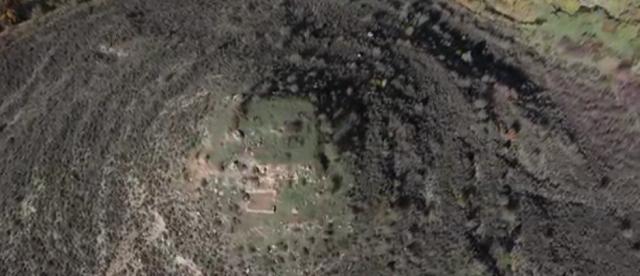 Conexiones del pasado: La primera pirámide descubierta en España ...