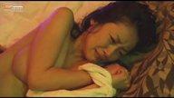 เมียโดนชายชู้บังคับให้โทรคุยกับผัวตอนเย็ดกัน สาวเสียใจร้องไห้หนักมาก