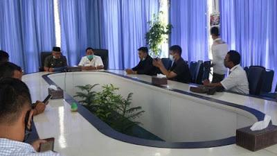 Penetapan HamRis Sebagai Bupati dan Wakil Bupati Terpilih, Mendapat Ucapan Selamat dari  Bupati dan Ketua DPRD