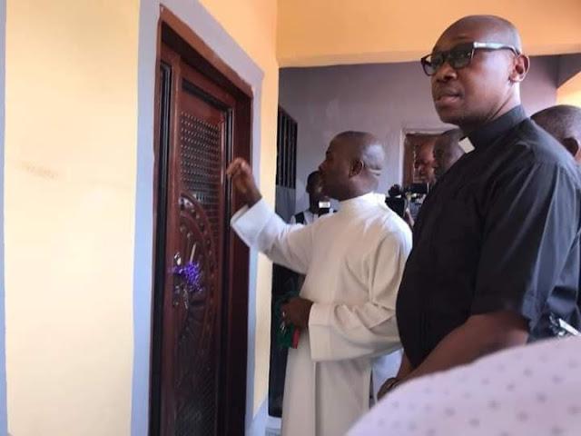'I Sold My Land To Build House For Indigent Imo Widow' - Rev Uchenna Uchehara