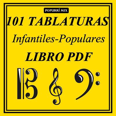 Ejercicios de Independencia de Dedos Partitura y Tablatura de Guitarra con dedos en números por Sebastián Salinas