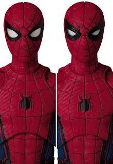 """Le altre """"espressioni facciali"""" di Spider Man con la maschera"""