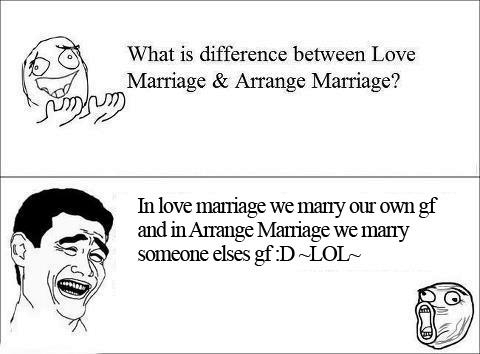 Arranged Marriage Essay  Love Marriage Vs Arranged Marriage     Marked by Teachers