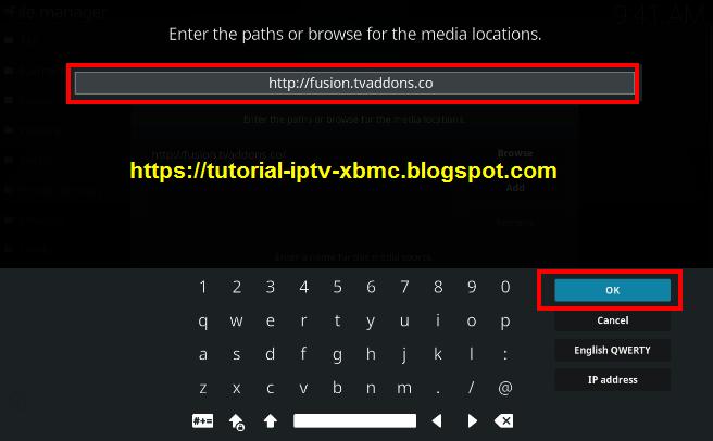Guide Install NotFilmOn Addon Kodi Repo url - New Kodi Addons Builds