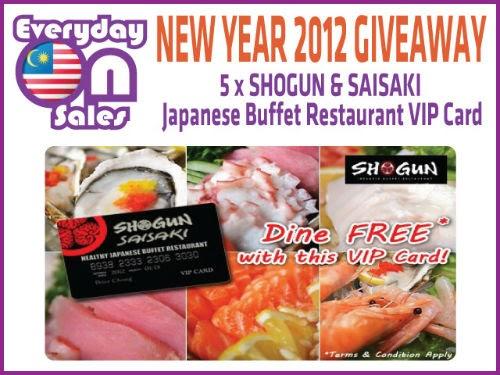 Shogun And Saisaki Japanese Buffet Restaurant