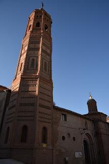 Iglesia de San Andrés de Calatayud