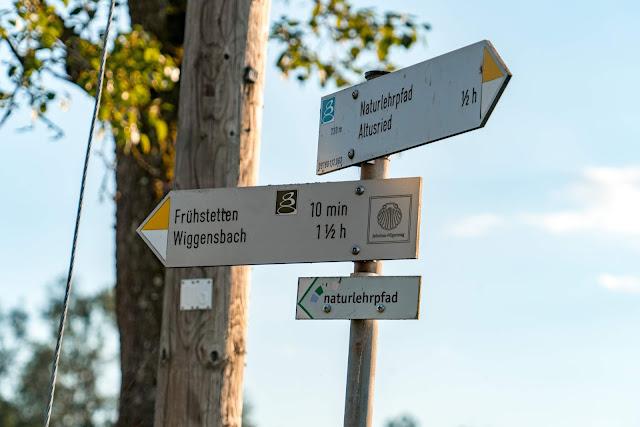 Wandertrilogie Allgäu | Etappe 09 Altusried-Schmidsfelden - Wiesengänger Route 06