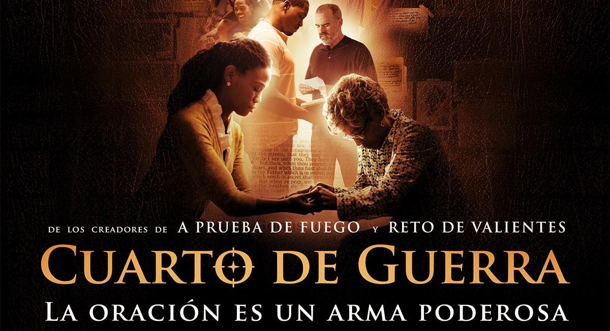 Película Cristiana Cuarto De Guerra Edificando Vidas